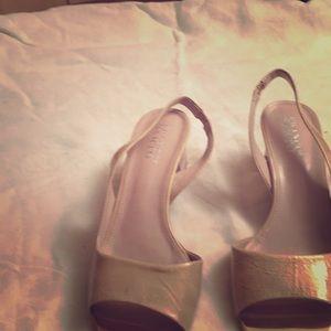 Franco Sarto dress sandal